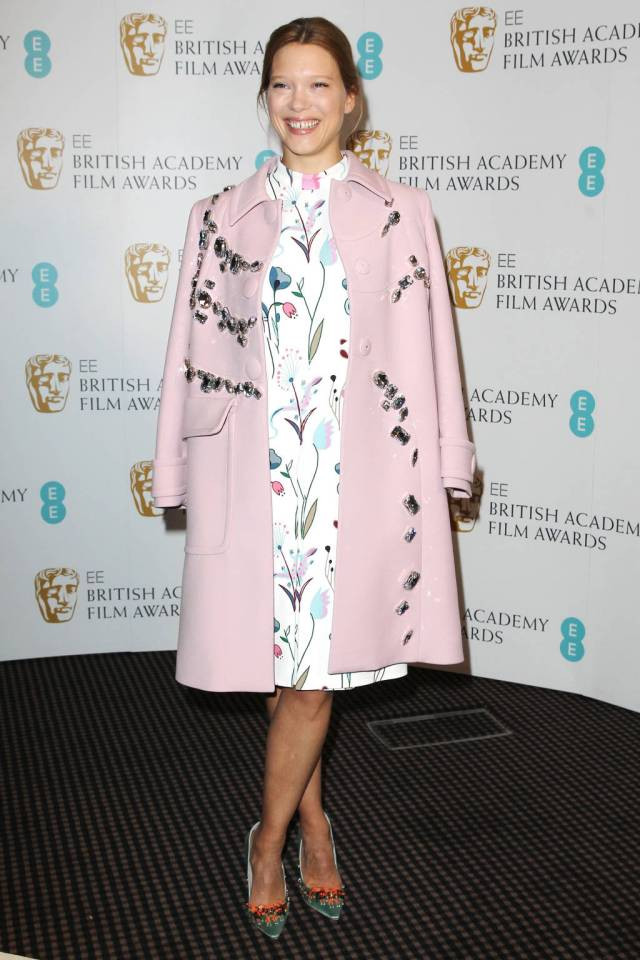 hbz-Lea-Seydoux-Miu-Miu-dress-and-shoes-and-Prada-coat-SS-14-lead-lg