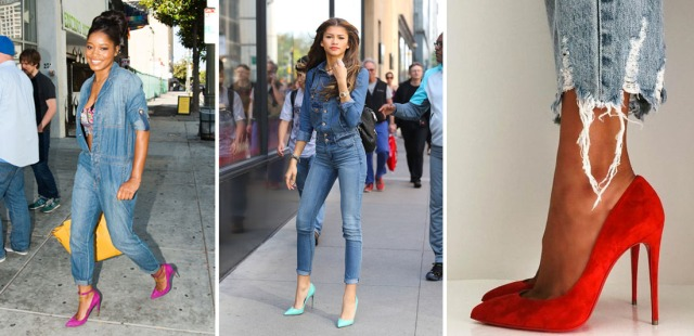 85028c525772 Denim jumpsuits are everyone s favorite and women love wearing these  super-easy-to-wear and comfortable denim fashion staple. To elevate your  denim jumpsuit ...